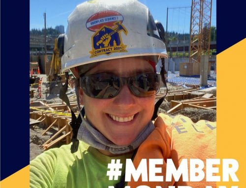 Look who got Member Monday!!